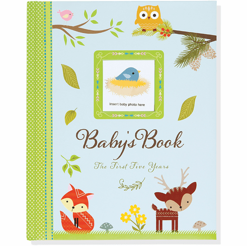 Baby's Book - The First 5 Years