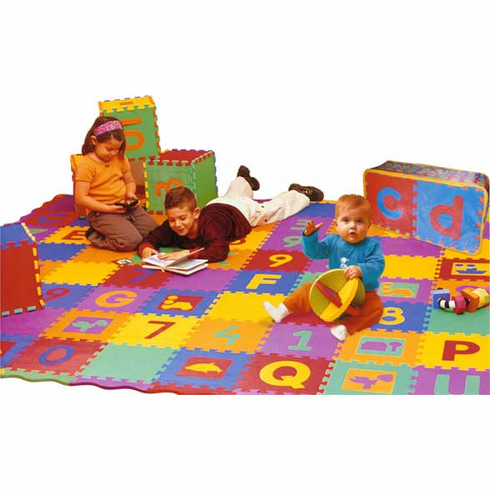 Edu-Tiles - Puzzles - 10 Pieces