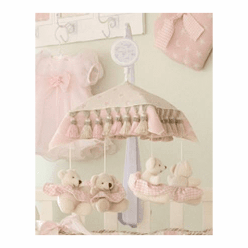 Glenna Jean Baby Bedding Musical Baby Mobile