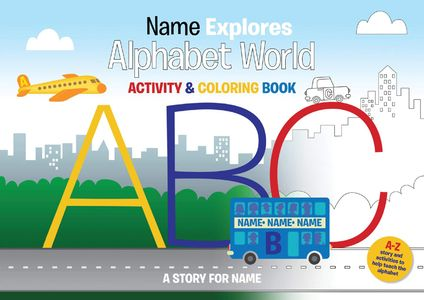 Personalized Activity Books