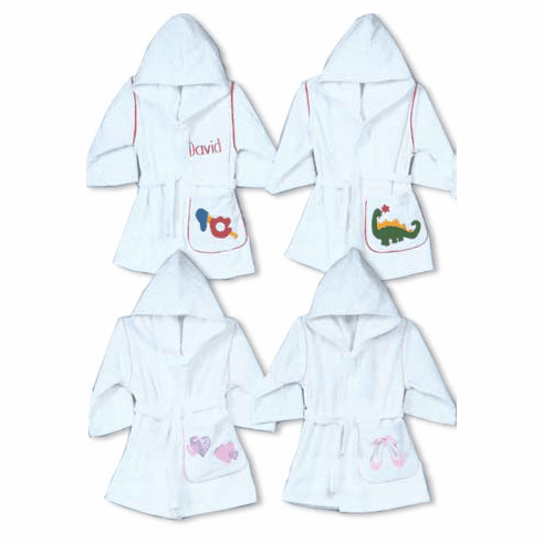 Personalized Children & Infant Robes