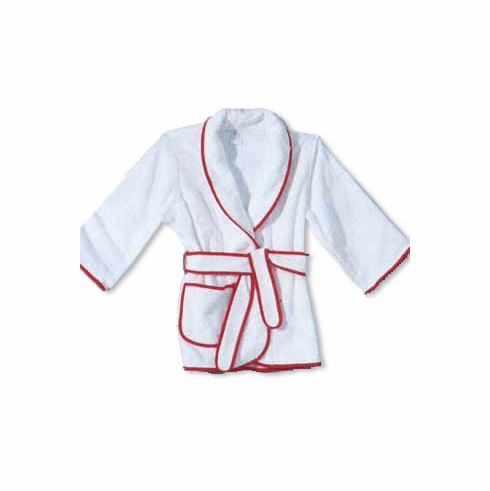 Personalized Children's Shawl Collar Robe