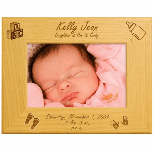 Personalized Daughter or Son Frame