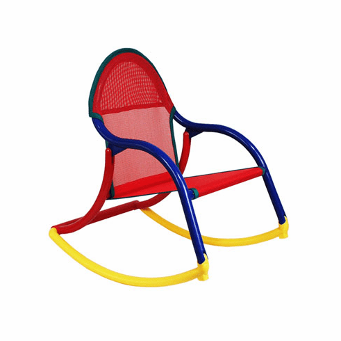 Personalized Hoohobbers Folding Rocking Chair - Primary( Mesh)