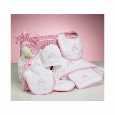 Personalized Layette (Girl)