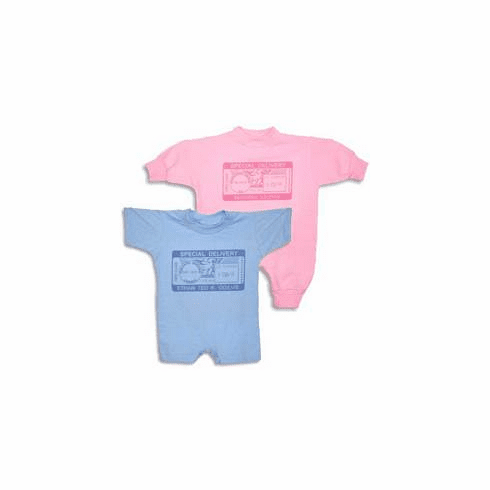 Personalized Special Delivery® Postmark Romper