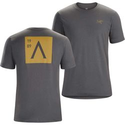 Click to enlarge image of ARC'TERYX A Squared T-Shirt SS (Men's)
