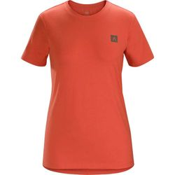 Click to enlarge image of ARC'TERYX A Squared T-Shirt SS (Women's)