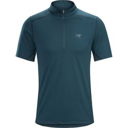 Click to enlarge image of ARC'TERYX Accelero Comp Zip Neck SS (Men's)