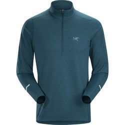 Click to enlarge image of ARC'TERYX Cormac Zip Neck LS (Men's)