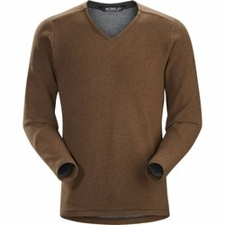 Click to enlarge image of ARC'TERYX Donavan V-Neck Sweater (Men's)