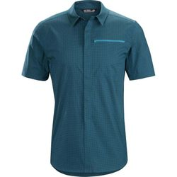Click to enlarge image of ARC'TERYX Kaslo Shirt SS (Men's)