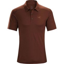 Click to enlarge image of ARC'TERYX Pelion Polo (Men's)