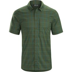 Click to enlarge image of ARC'TERYX Riel Shirt SS (Men's)