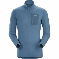 Click to enlarge image of ARC'TERYX Satoro SV Zip Neck LS Baselayer (Men's)