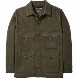 Click to enlarge image of Filson Mackinaw Wool Cruiser (Men's)