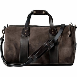 Click to enlarge image of Filson Rugged Suede Duffle