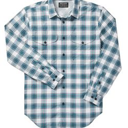 Click to enlarge image of Filson Twin Lakes Sport Shirt (Men's)
