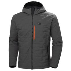 Click to enlarge image of Helly Hansen Lifaloft Hooded Stretch Insulator Jacket (Men's)