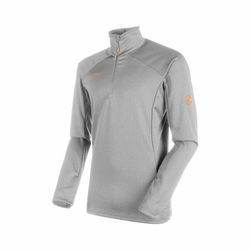 Click to enlarge image of Mammut Moench Advanced Half Zip Longsleeve (Men's)