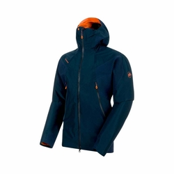 Click to enlarge image of Mammut Nordwand HS Flex Hooded Jacket (Men's)