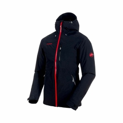 Click to enlarge image of Mammut Runbold HS Thermo Hooded Jacket (Men's)