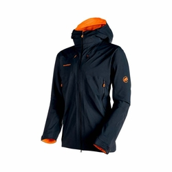 Click to enlarge image of Mammut Ultimate Eisfeld SO Hooded Jacket (Men's)