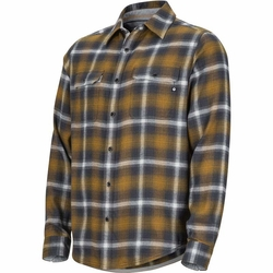 Click to enlarge image of Marmot Jasper Midweight Flannel LS (Men's)