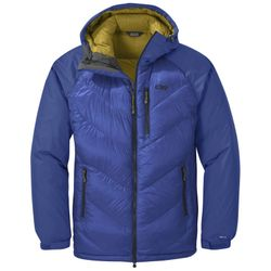 Click to enlarge image of Outdoor Research Alpine Down Hoody (Men's)