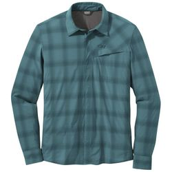 Click to enlarge image of Outdoor Research Astroman L/S Sun Shirt (Men's)