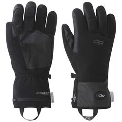 Click to enlarge image of Outdoor Research Gripper Heated Sensor Gloves