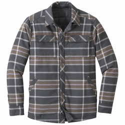 Click to enlarge image of Outdoor Research Kalaloch Reversible Shirt Jacket (Men's)