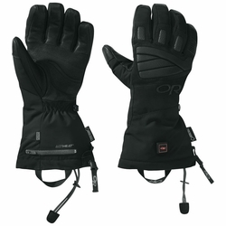 Click to enlarge image of Outdoor Research Lucent Heated Gloves