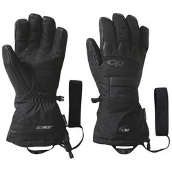 Click to enlarge image of Outdoor Research Lucent Heated Sensor Gloves
