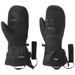 Click to enlarge image of Outdoor Research Lucent Heated Sensor Mitts