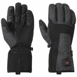Click to enlarge image of Outdoor Research Oberland Heated Gloves