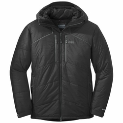 Click to enlarge image of Outdoor Research Perch Belay Parka (Men's)