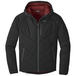 Click to enlarge image of Outdoor Research Refuge Hooded Jacket (Men's)
