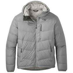 Click to enlarge image of Outdoor Research Transcendent Down Hoody (Men's)
