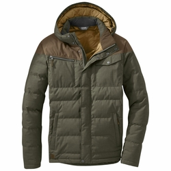 Click to enlarge image of Outdoor Research Whitefish Down Jacket (Men's)