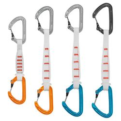 Click to enlarge image of Petzl Ange Finesse Ultra-light Quickdraw