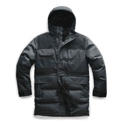 Click to enlarge image of The North Face Biggie McMurdo Parka (Men's)