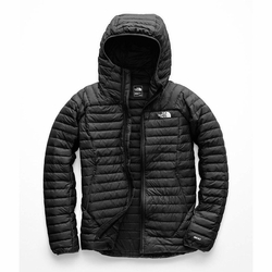 Click to enlarge image of The North Face Impendor Down Hybrid Hoodie (Women's)