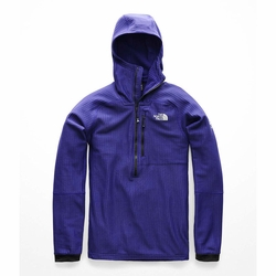 Click to enlarge image of The North Face Summit L2 FuseForm Fleece 1/2 Zip Hoodie (Men's)