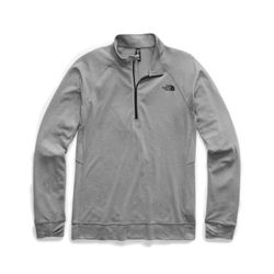 Click to enlarge image of The North Face Warm Wool Blend L/S Zip Neck (Men's)