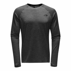 Click to enlarge image of The North Face Wool Baselayer L/S Crew Neck HGR (Men's)