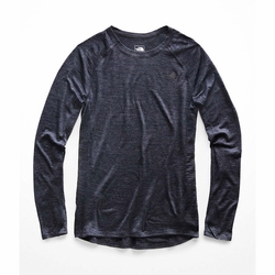 Click to enlarge image of The North Face Wool Baselayer L/S Crew Neck (Women's)