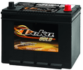 6124RMF Group-124R Deka 12 Volt Automotive Batteries