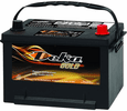 658RMF Group-58R Deka 12 Volt Automotive Batteries