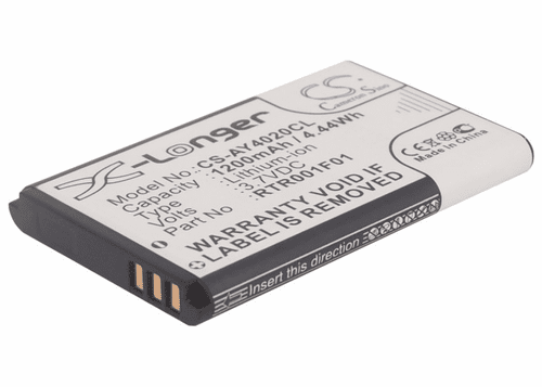 Agfeo Cordless Phone Battery For DECT 60, DECT 60 IP